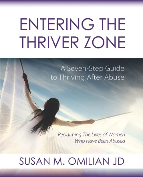 Entering Thriver Zone Front Cover