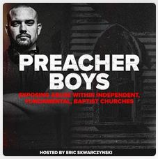Susan Omilian on the Preacher Boy's Podcast